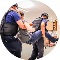 This intensive, dynamic, two-day training course is designed to equip First Responders with fundamental knowledge and skills to safely and effectively respond to an active shooter situation, or other high threat / high risk situations. The course includes 8.5 CME Credits as approved by the EMALB.
